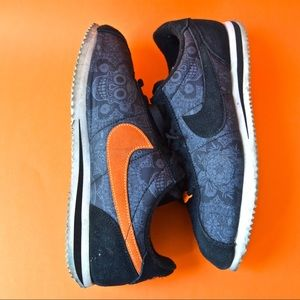 Nike Shoes - Nike Cortez DAY OF THE DEAD Basic Premium QS Black